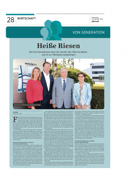 Artikel HEIN Journal 06-09-16