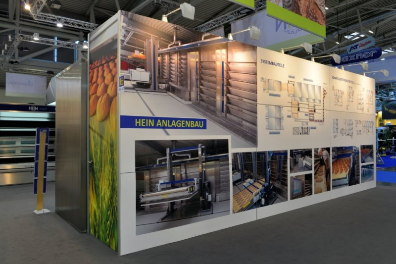 IBA Messe in München 2015